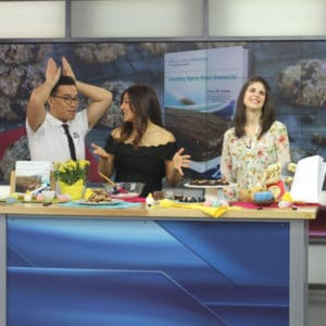 Healthy Easter Recipes on Global TV with @jesselwellness #easter #chocolate