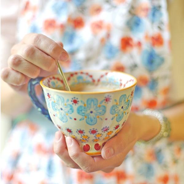 chai tea with @jesselwellness #tea #chaitea
