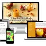 21 Day Smoothie Guide Digital by @jesselwellness #eBook #jlwcookbook