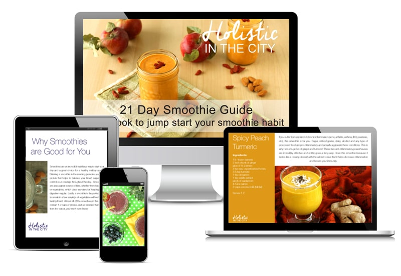 21 Day Smoothie Guide Digital by @jesselwellness #eBook #jlwcookbook