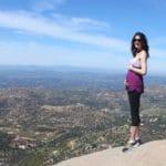 I'm pregnant - @jesselwellness #pregnancy #healthypregnancy