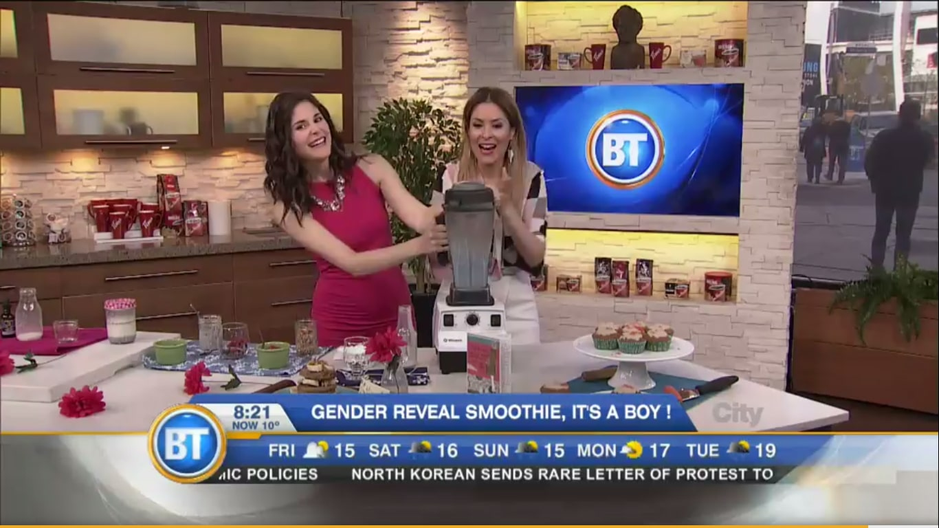 Healthy Mother's Day Brunch on BT with @jesselwellness #mothersday #brunch