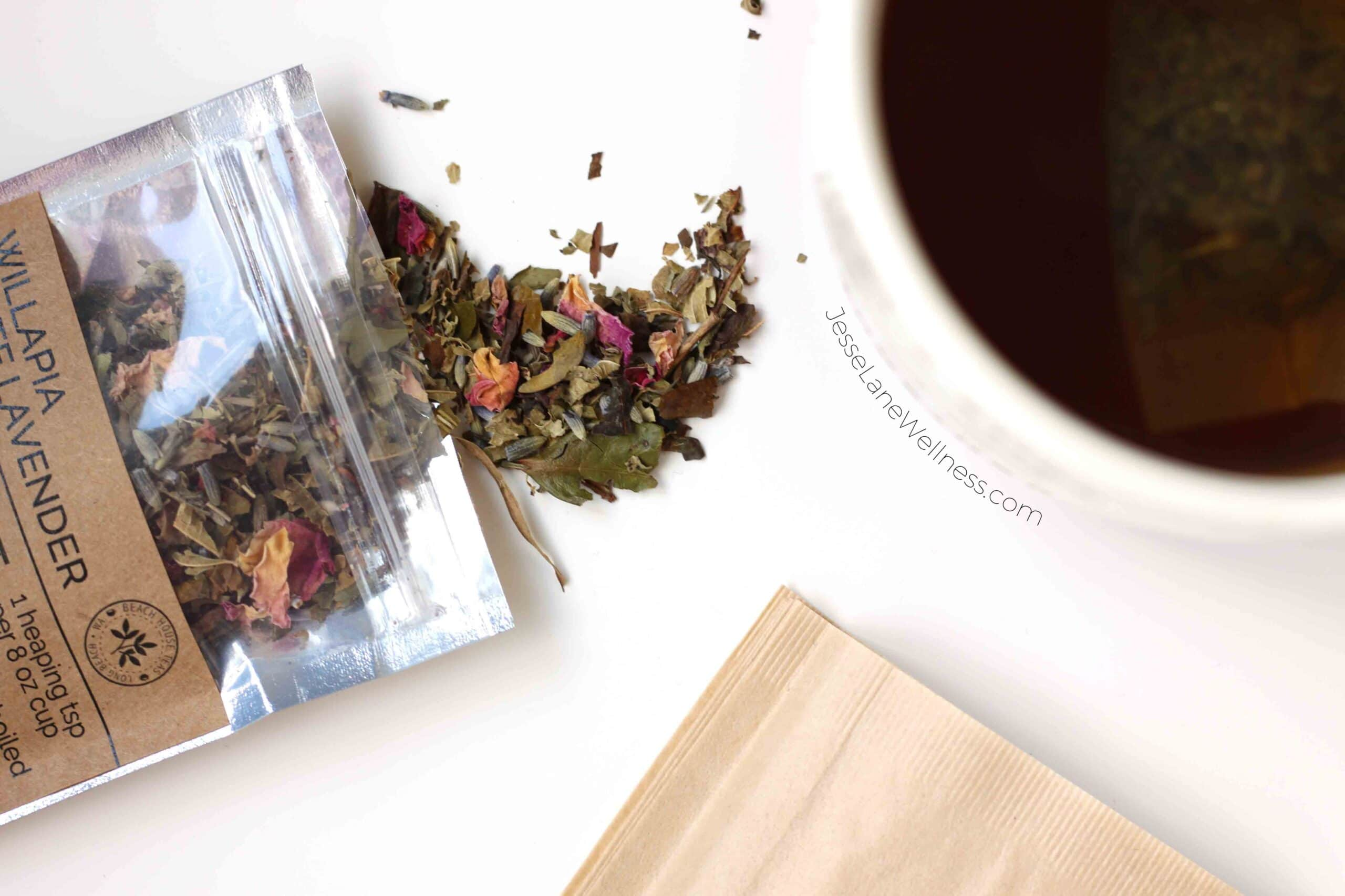 Amoda Monthly Tea Box Review with @jesselwellness #tealover #tea