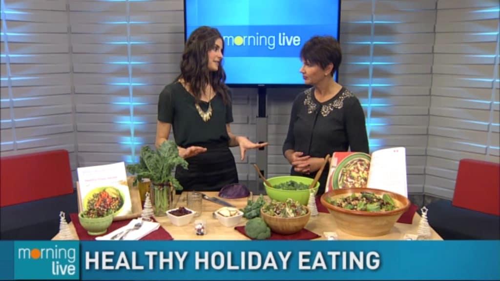 CH Morning Live Health Holiday Eating November 23 2016 @jesselwellness