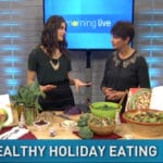 CH Morning Live Health Holiday Eating November 23 2016 @jesselwellness