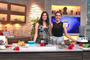 Ways to Add Protein to Snacks on BT June 23 2017 with @jesselwellness #healthysnack #protein 2