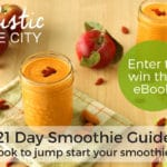 21 Day Smoothie Guide giveaway with @jesselwellness #win #giveaway