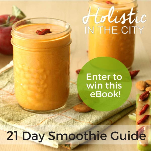 Enter to win my 21 Day Smoothie Guide by @jesselwellness #win #giveaway