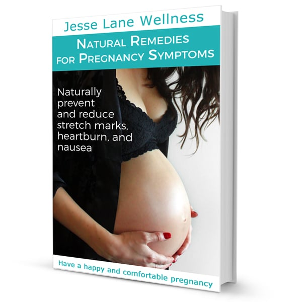 Natural Remedies for Pregnancy Symptoms by @jesselwellness #pregnancylife