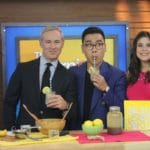 Anti-bloating Recipes on The Morning Show with @jesselwellness #bloating #beatthebloat