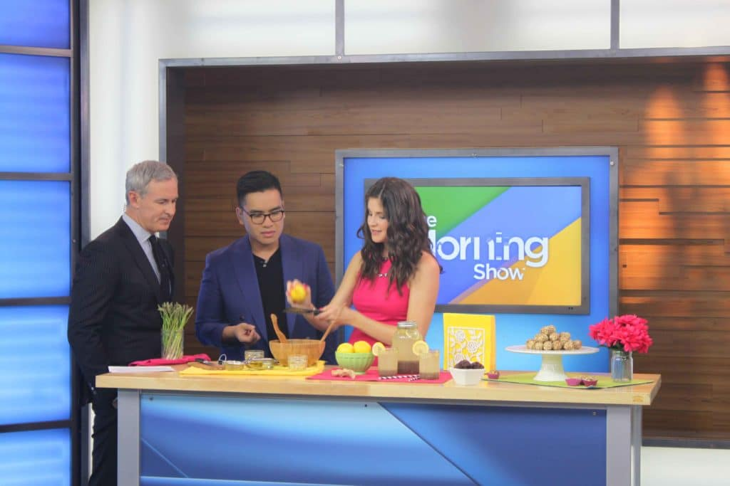 Anti-bloating Recipes on The Morning Show with @jesselwellness #globaltv #bloat