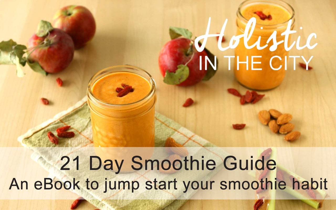 21 Day Smoothie Guide giveaway with @jesselwellness