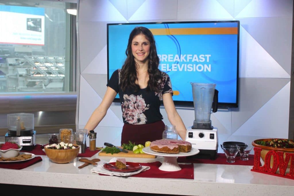 My Heart Beets for You on Breakfast Television #valentinesday