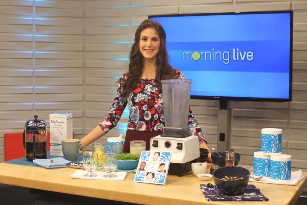 CH Morning Live DeepMarine anti-inflammatory recipes