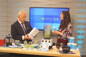 CH Morning Live DeepMarine segment anti-inflammatory recipes
