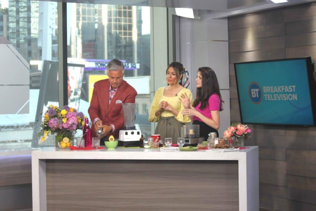Foods to jump-start your day on Breakfast Television @jeesselwellness