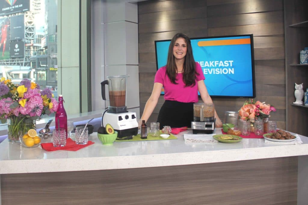 Foods to jump-start your day on Breakfast Television #energy