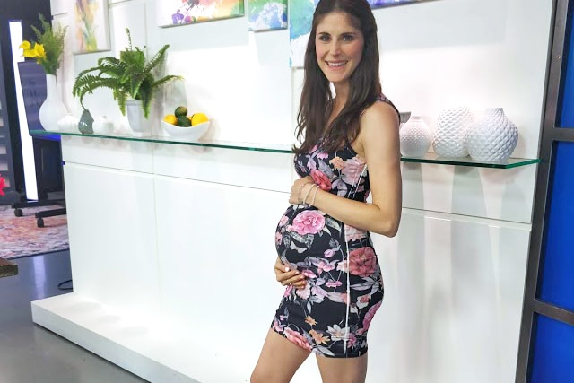 Second-trimester-pregnancy-experience-with-baby-number-2-@jesselwellness-secondtrimester