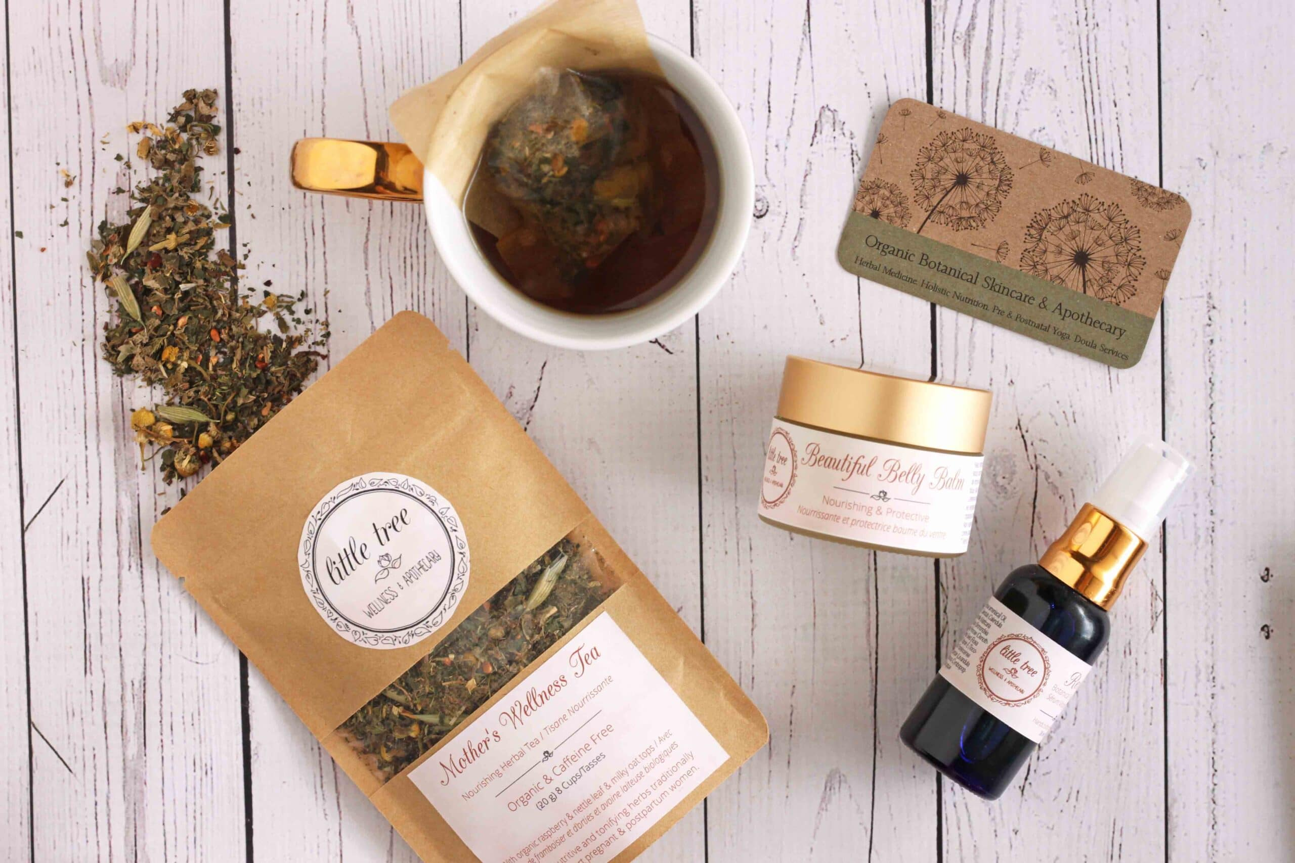 Natural ways to feel beautiful inside and out during pregnancy little tree wellness products