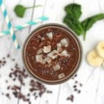 Chocolate Almond Smoothie By Jesse Lane Wellness