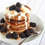 High Protein Pancakes by Jesse Lane Wellness