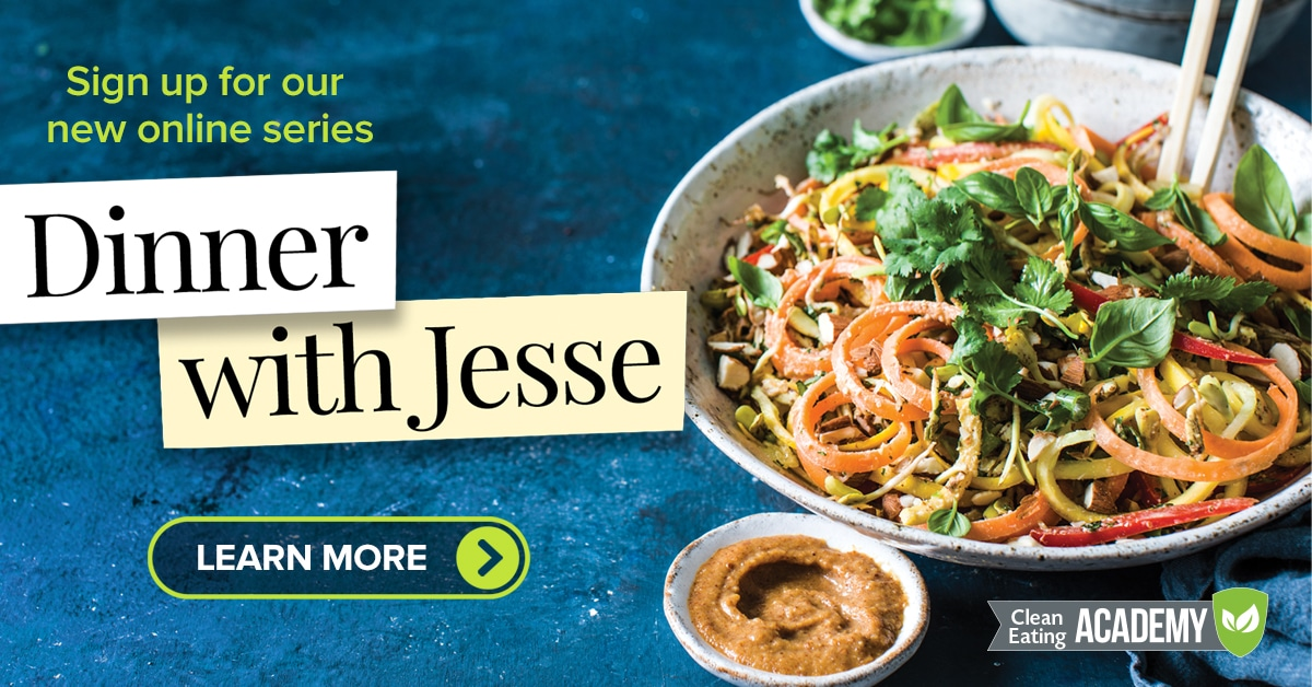Dinner With Jesse - Virtual Cooking Classes