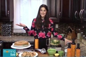 CH Morning Live Delicious Olive Oil Recipes with @jesselwellness