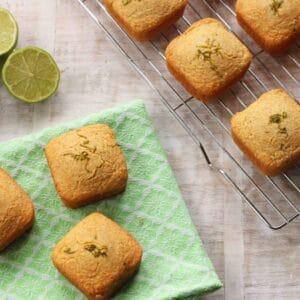 Gluten-free Cornbread on @jesselwellness