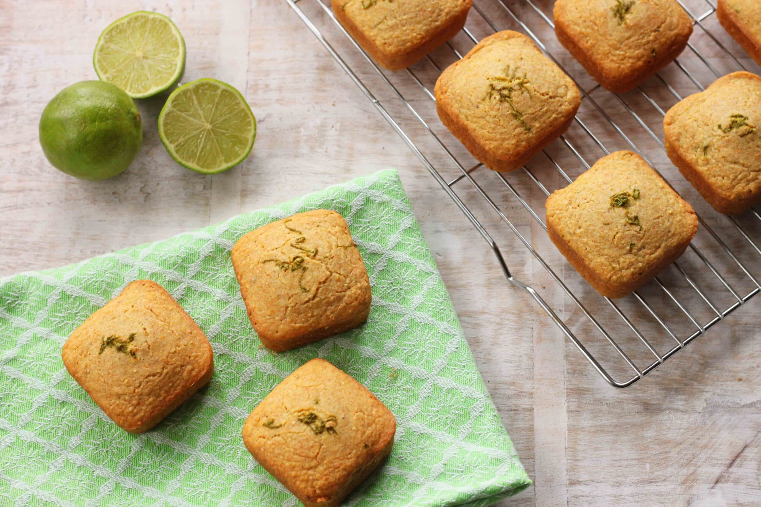 Gluten-free Cornbread on Jesse Lane Wellness