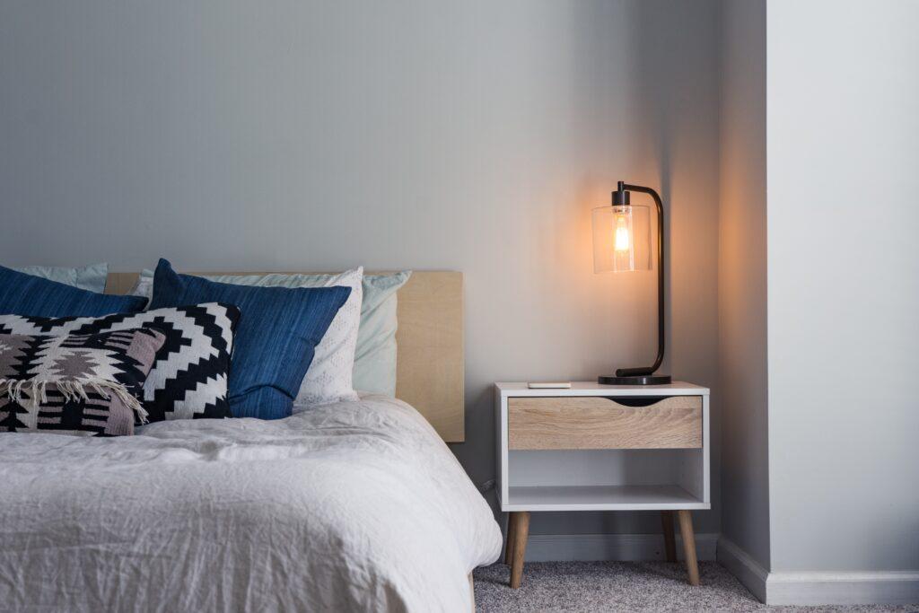 before-bed rituals love bedroom temperature