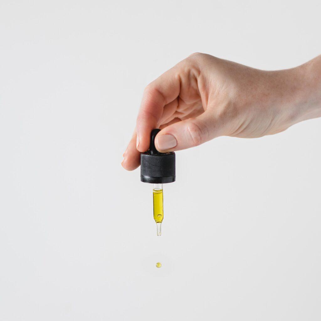 before-bed rituals CBD oil