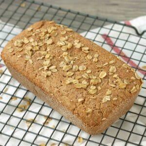 Honey Oat Spelt Bread by Jesse Lane Lee