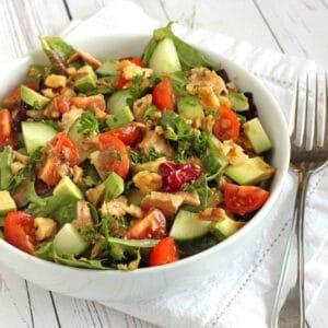 Super Simple Paleo Tuna Salad by Jesse Lane Wellness