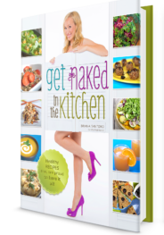 Get Naked In The Kitchen - Front Cover
