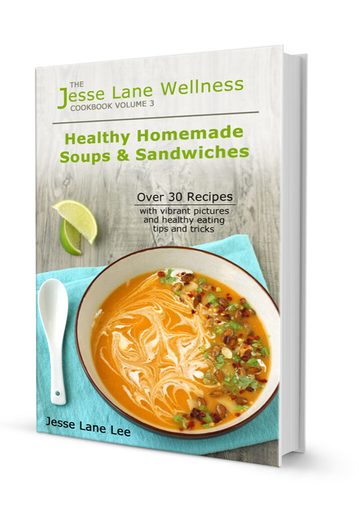 Healthy Homemade Soups & Sandwiches